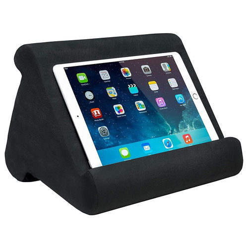 Super Soft Bed & Couch Pillow / Cushion Holder Stand for iPad / Tablet / Book