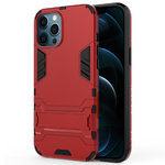 Slim Armour Tough Shockproof Case for Apple iPhone 12 Pro Max - Red