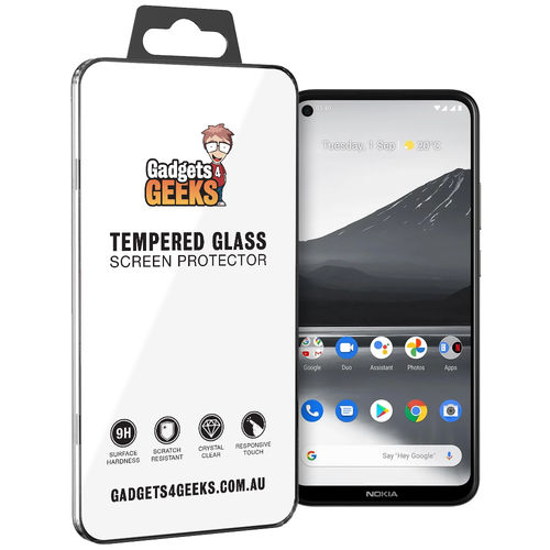9H Tempered Glass Screen Protector for Nokia 3.4