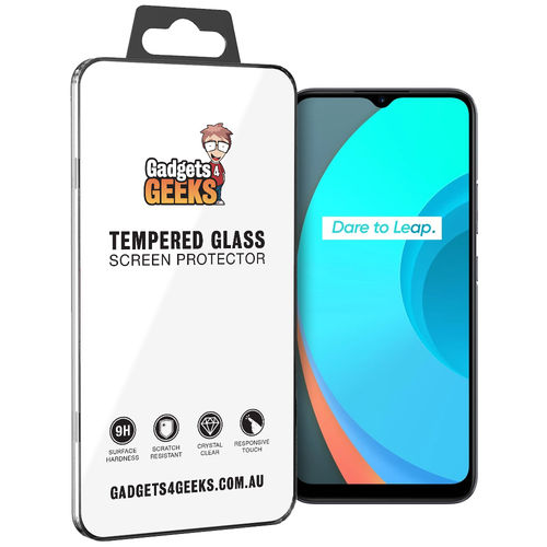 9H Tempered Glass Screen Protector for realme C11