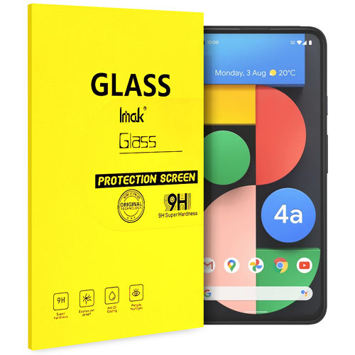 Imak 9H Tempered Glass Screen Protector for Google Pixel 4a 5G