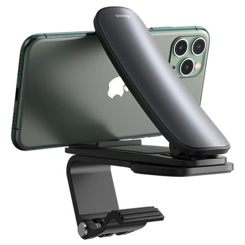 Baseus Big Mouth Pro Horizontal Dashboard Clamp / Car Mount Holder for Mobile Phone
