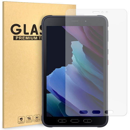 9H Tempered Glass Screen Protector for Samsung Galaxy Tab Active3