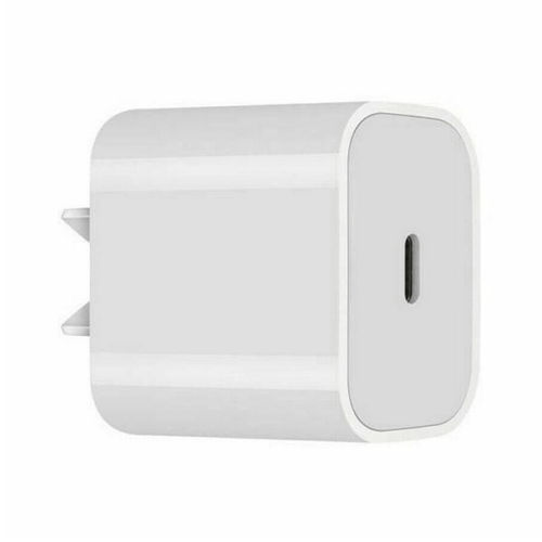 (20W) USB Type-C (Power Delivery 3.0) Wall Charger Adapter for Phone / Tablet