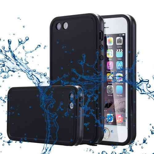 Extreme Water Resistant Case for Apple iPhone 5 / 5s / SE (1st Gen) - Black