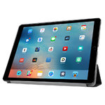 Trifold Sleep/Wake Smart Case for Apple iPad Pro 12.9-inch (1st / 2nd Gen) - Black