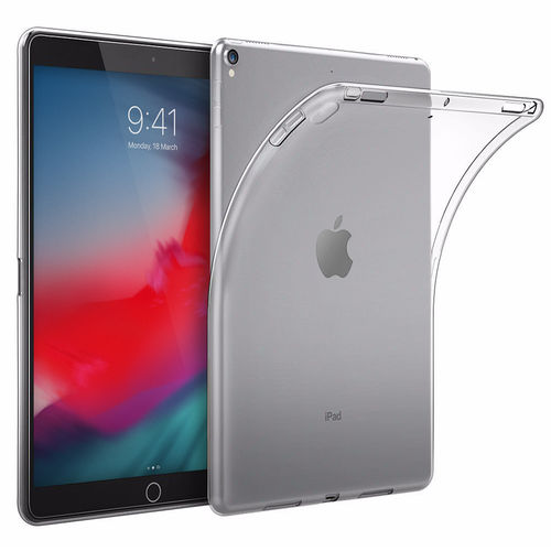 Flexi Slim Gel Case for for Apple iPad Air 3 / Pro (10.5 Inch) - Clear