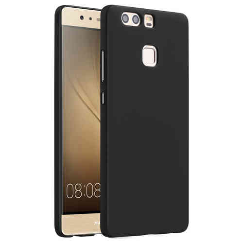 Flexi Slim Stealth Case for Huawei P9 - Black (Two-Tone)
