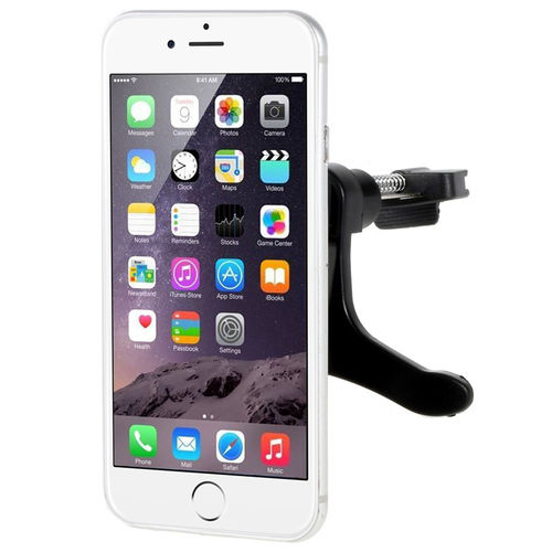 Swift-Snap Magnetic Universal Air Vent Car Mount Holder for Phones