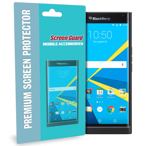 (2-Pack) Curved TPU Screen Protector for BlackBerry Priv