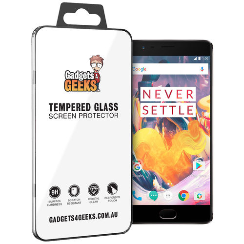 9H Tempered Glass Screen Protector for OnePlus 3 / 3T