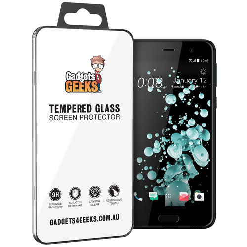 9H Tempered Glass Screen Protector for HTC U Play
