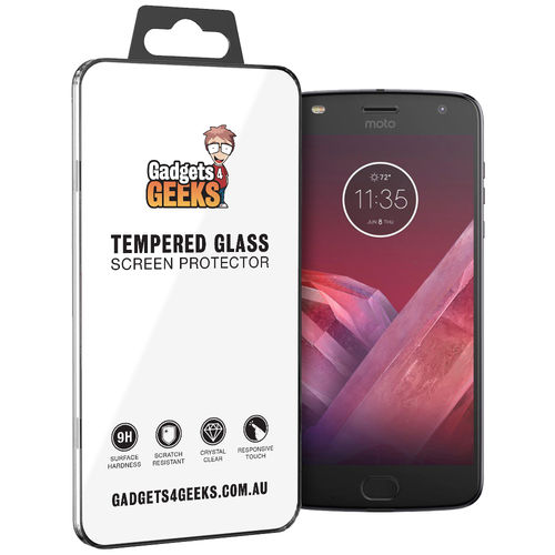 9H Tempered Glass Screen Protector for Motorola Moto Z2 Play