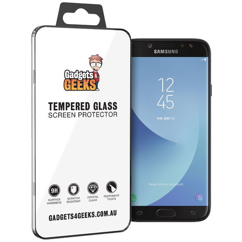 9H Tempered Glass Screen Protector for Samsung Galaxy J7 Pro