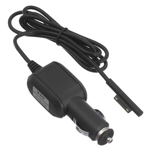Magnetic Car Charger & Power Cable for Microsoft Surface Pro 4 / Pro 3