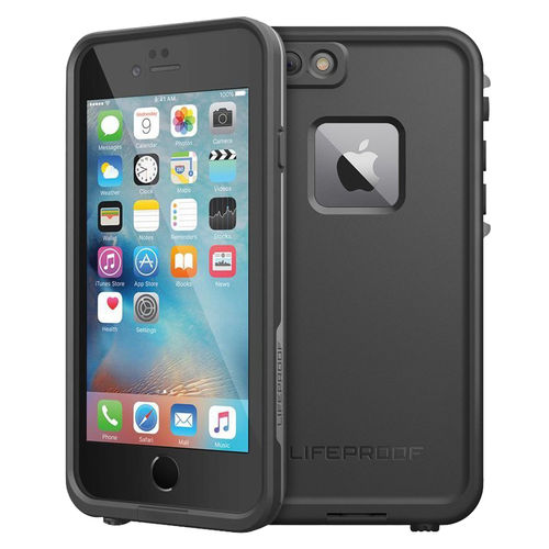 LifeProof FRE Waterproof Case for Apple iPhone 6 / 6s - Black