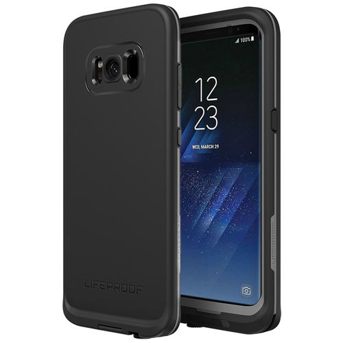 LifeProof Fre Waterproof Case for Samsung Galaxy S8 - Black