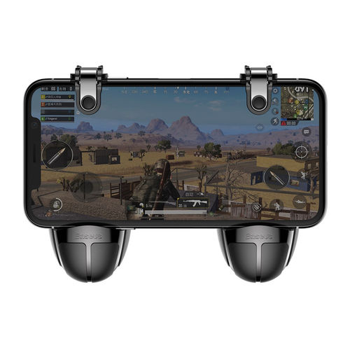 Baseus Grenade Handle PUBG Gamepad Trigger Controller for Mobile Phone