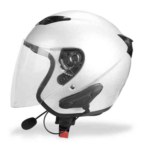 Avantree Motorcycle Helmet Bluetooth Headset / Waterproof / Intercom / Speaker