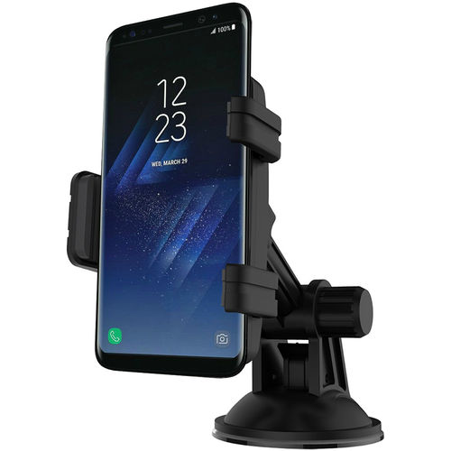 Kidigi Car Mount Holder & USB Type-C Cable Charger - Samsung Galaxy S8