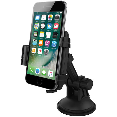 Kidigi Car Mount Holder & Charging Cradle for Apple iPhone 7 / 7 Plus