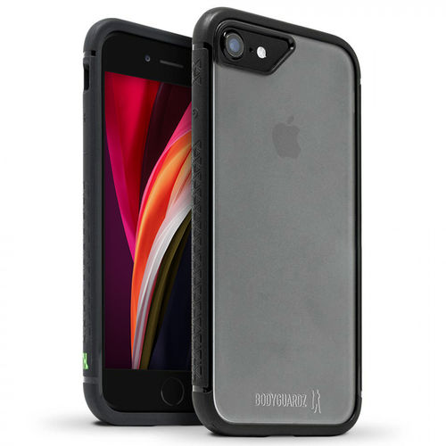 BodyGuardz Contact Unequal Case for Apple iPhone 8 / 7 / 6s / SE (2nd Gen) - Black