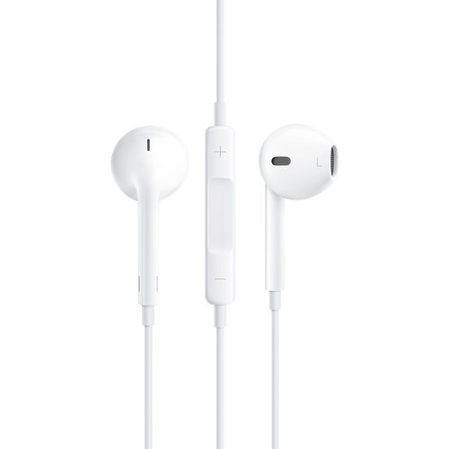 Stereo EarPods with Remote & Microphone (Headphones) - White