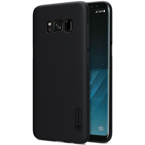 Nillkin Frosted Shield Hard Case for Samsung Galaxy S8 - Black