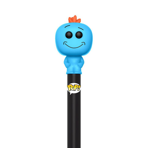 Funko Collectible Rick and Morty - Pop! Pen Topper (Mr Meeseeks)