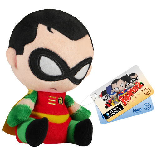 Funko Pop! DC Comics Superheroes Robin Mopeez Plush Toy