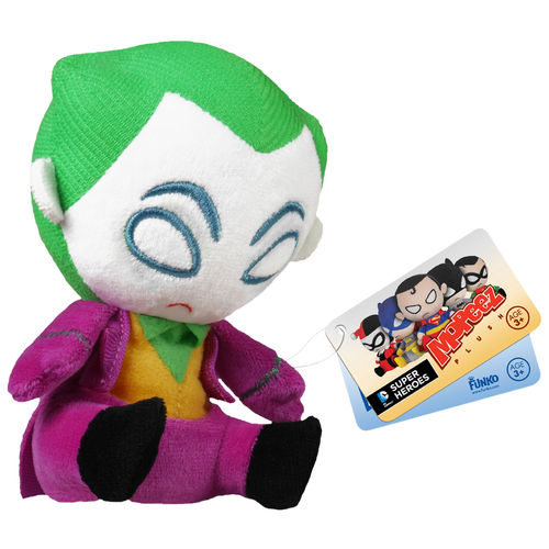 Funko Pop! DC Comics Superheroes The Joker Mopeez Plush Toy