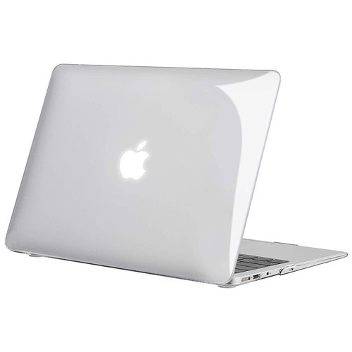 Glossy Hard Shell Case for Apple MacBook Air (13-inch) - Clear