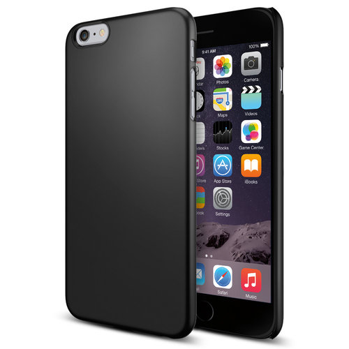 PolySnap Hard Shell Case for Apple iPhone 6 Plus / 6s Plus - Black