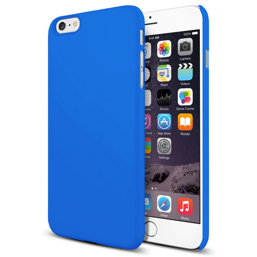 PolySnap Hard Shell Case for Apple iPhone 6 Plus / 6s Plus - Dark Blue