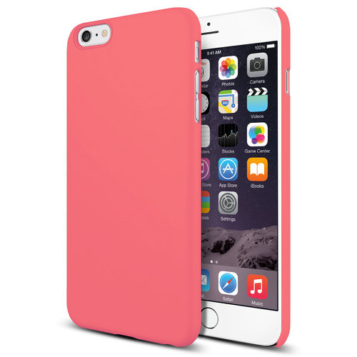 PolySnap Hard Shell Case for Apple iPhone 6 Plus / 6s Plus - Pink