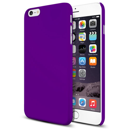 PolySnap Hard Shell Case for Apple iPhone 6 Plus / 6s Plus - Purple