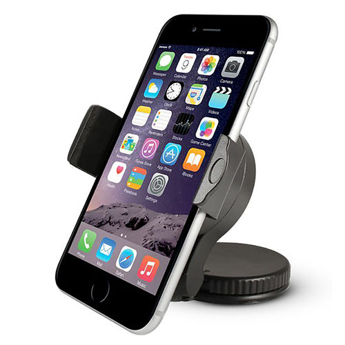 Universal Compact Suction Cup Car Mount Holder for Mobile Phone