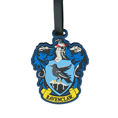 Harry Potter - Ravenclaw Emblem Travel Luggage Tag