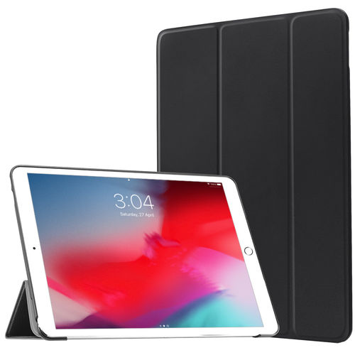 Trifold S/W Smart Case for Apple iPad Air 3 / Pro (10.5-inch) - Black