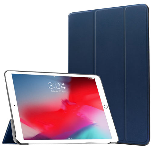 Trifold S/W Smart Case for Apple iPad Air 3 / Pro (10.5-inch) - Blue