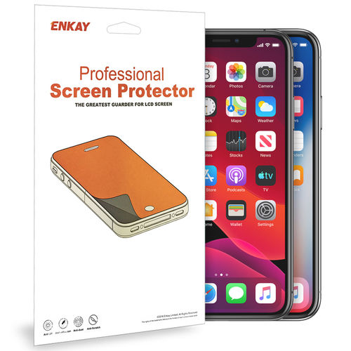 Enkay (2-Pack) Clear Film Screen Protector for Apple iPhone 11 Pro / Xs / X
