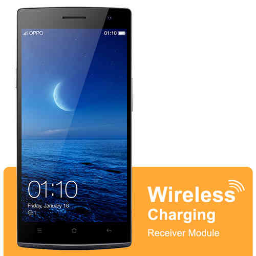 Micro USB Qi Wireless Charging Receiver Card - Oppo Find 7 / 7a