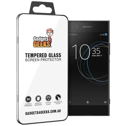 9H Tempered Glass Screen Protector for Sony Xperia XA1