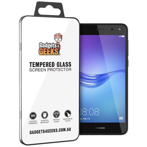 9H Tempered Glass Screen Protector for Huawei Y5 (2017)