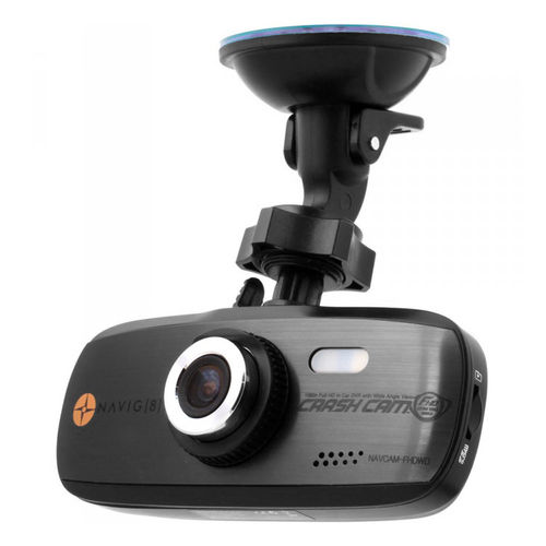 Laser Navig8r Car Crash Dash Camera FHD Wide (1080p H.264 / Anti-Blur)
