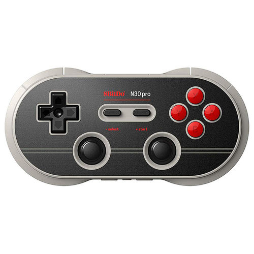 8Bitdo N30 Pro 2 Wireless Bluetooth GamePad Controller for Mac / PC / Android