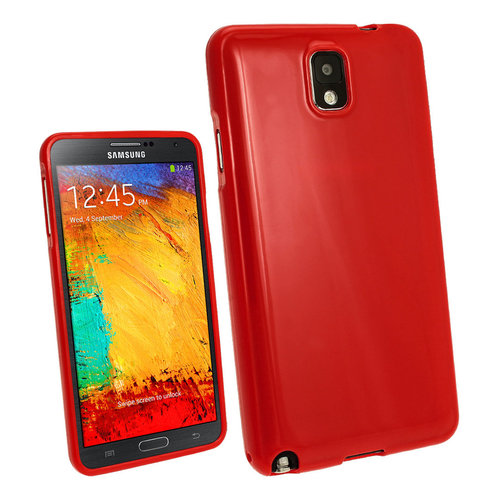 Starburst Candy Case for Samsung Galaxy Note 3 - Red (Gloss)