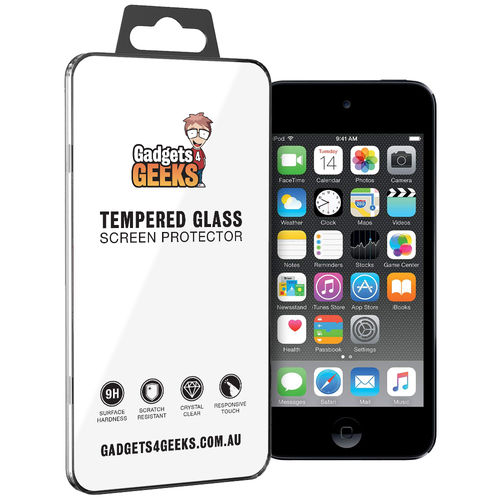 9H Tempered Glass Screen Protector for Apple iPod Touch 7 / 6 / 5th Gen