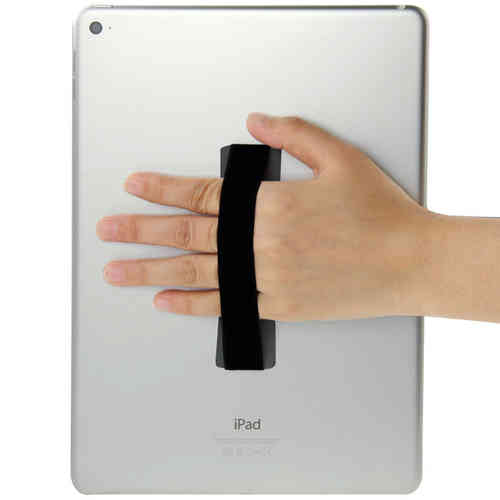 Elastic Finger Strap / Tablet Hand Grip Holder for iPad / Galaxy Tab / Kindle / Surface Pro