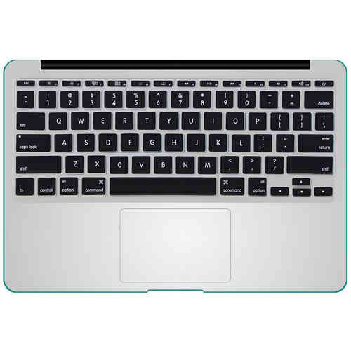 "Enkay Keyboard Protector Cover Skin for Apple 11"" MacBook Air - Black"